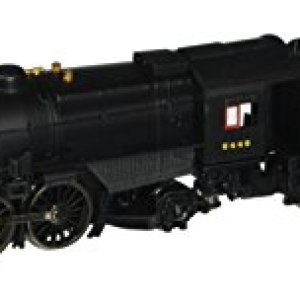 Bachmann Industries PRR K-4S 4-6-2 Pacific Steam Locomotive with DCC Sound – Pre-War with Slat Pilot (N Scale) 315aAinRbUL