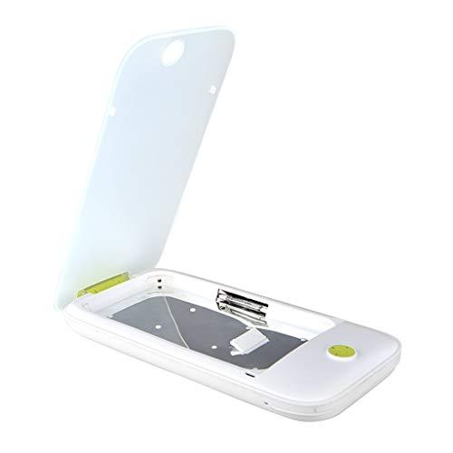 GETADATE UV Mobile Phone Sterilization and Sterilization Box for Small Volume Products