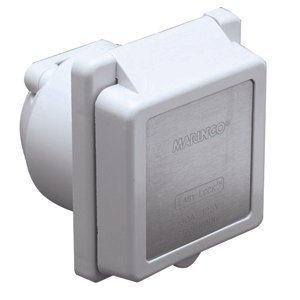 MarinCo 30 – Amp Square Power Inlet