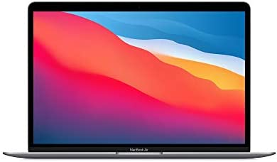 2020 Apple MacBook Air with Apple M1 Chip (13-inch, 8GB RAM, 512GB SSD Storage) – Space Gray