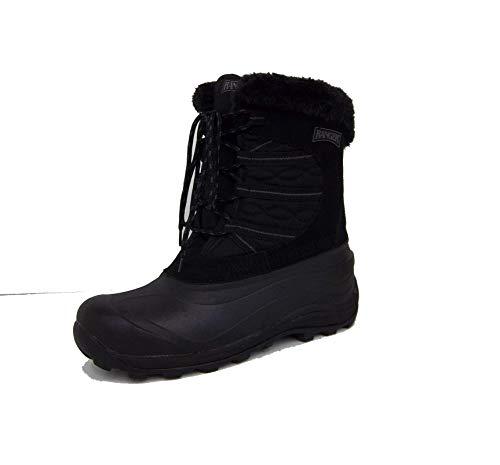 Ranger Womens RPW120 Sparrow Winter Boot, Black (8)