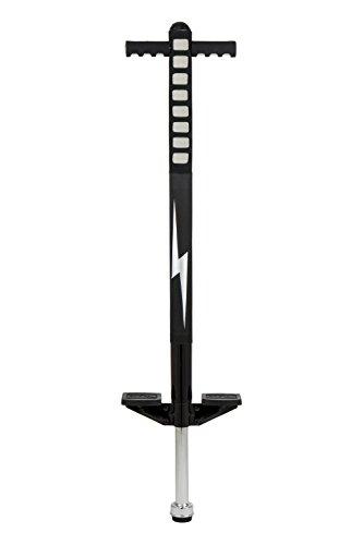 Flybar Foam Maverick Pogo Stick (Black/Silver)