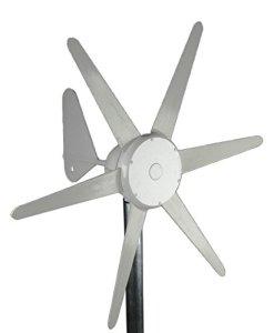 Aleko WG300 300W Wind Generator 24V Wind Turbine 24V with Integrated Controller