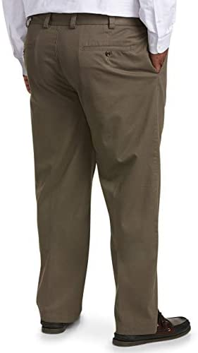 Amazon Essentials Men's Relaxed-fit Wrinkle-Resistant Flat-Front Chino Pant 2