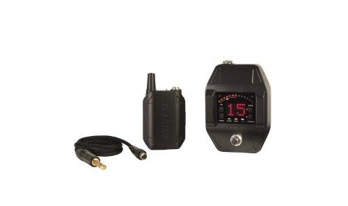 Shure GLXD16 Digital Guitar Pedal Wireless System, Z2