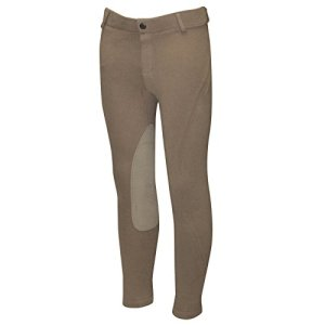ELATION Kids Riding Breeches Girls & Boys Red Label – Pull-On Classic Breeches