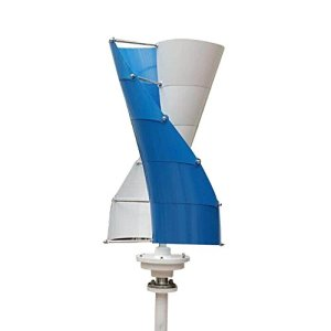 Tumo-Int 300W Vertical Wind Turbine Generator Kit with MPPT Controller
