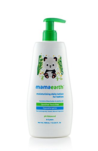 318TDBe3L1L Mamaearth Day by day Moisturizing Pure Child Lotion (400 ml)