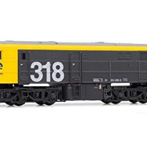 Arnold–Diesel Locomotive 318(1807) RENFE Yellow and Grey (Hornby hn2247) 318kGdHMAhL