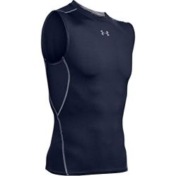 Under-Armour-Mens-HeatGear-Armour-Sleeveless-Compression-T-shirt