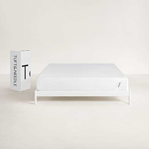 Tuft & Needle Cal King Mattress, Bed in a Box, T&N Adaptive Foam, Sleeps Cooler with More Pressure Relief & Support Than Memory Foam, Certi-PUR & Oeko-Tex 100 Certified, 10-Year Warranty.