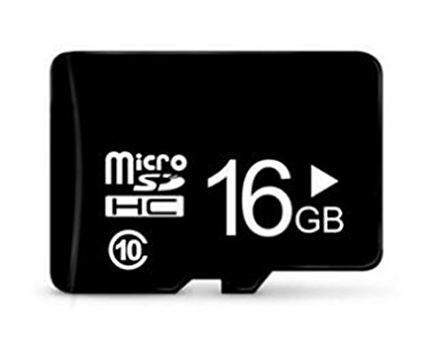 Tmrow 1pc Micro Memory TF Card Adapter Compatible with Smart Phone Tablet,16GB
