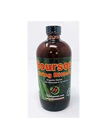 Herboganic Soursop Bitters 16oz - 1 Bottle