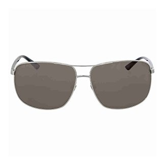 4cc66e60ef You re viewing  Gucci Men GG0065SK 66 Gunmetal Grey Sunglasses 66mm  Amazon.com Price   309.36  217.78 (as of 08 04 2019 19 36 PST- Details)    FREE Shipping.