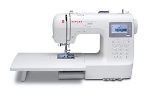 SINGER | Professional Computerized Sewing with 404 Built-In Stitches, Extension Table, & Accessories – Sewing Made Easy
