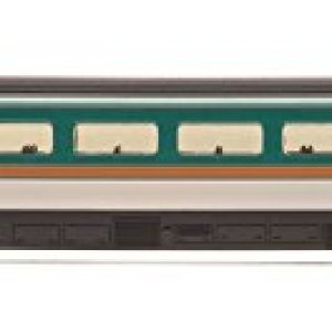 Hornby 00 Gauge Pristine Finish Midland Mainline Mk3 Standard Open Coach 31AEHoEmN0L