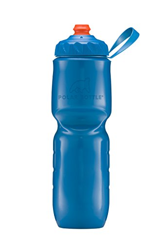 Polar Bottle Insulated Water Bottle - 24oz. Color Series {Royal Blue}