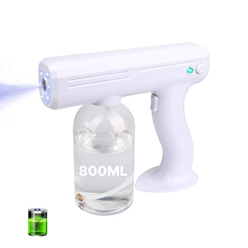 Gulito-Cordless-Electric-Fogger-Sprayer-Disinfectant-Steam-FoggerWireless-Atomizing-Nano-Sprays-Blu-ray-for-DisinfectingSuitable-for-HomeOfficeHotelCar