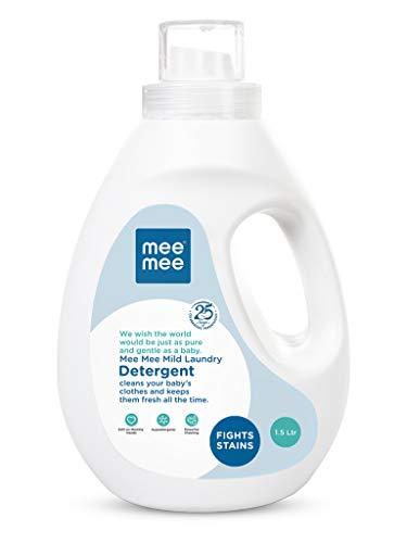 31Apot HfGL Mee Mee Delicate Child Liquid Laundry Detergent (1.5 L - Bottle)