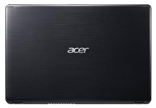 Acer Aspire 5S Core i5-8265U 8th gen 15.6-inch Full HD Thin and Light Laptop (8GB/16GB Optane/1 TB HDD/2GB NVIDIA GeForce MX130 Graphics/Microsoft Office 2016/Win10/Obsidian Black/1.8 kg), A515-52G 7