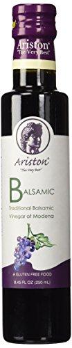 Ariston Traditional Modena Balsamic Premium Vinegar Aged 250ml Product of Italy Sweet Taste