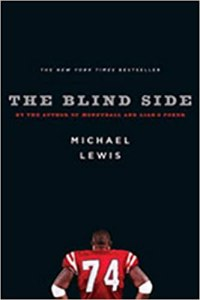 The Blind Side by Michael Lewis Book Cover