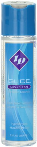 ID Glide 8.5 FL OZ Natural Feel Water Based Personal Lubricant