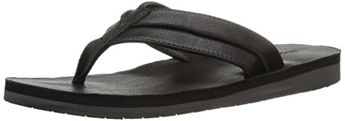 31ClzBJ9OLL Flip flops featuring wide straps with exposed stitching Supple leather lining