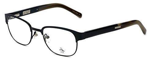 "31CpHMFKy L 4.75"" Frame Width 1.5"" Lens Height Authentic Original Penguin Eyewear Includes Original Original Penguin Carrying Case"
