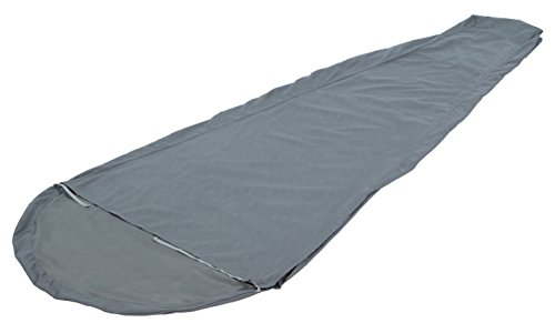 ALPS Mountaineering Brushed Polyester Mummy Sleeping Bag Liner
