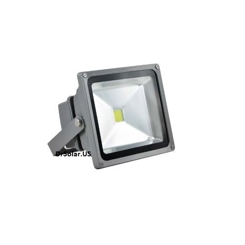 50W LED Spotlight Flood Light High Power Outdoor Wall Cool White by Loftek