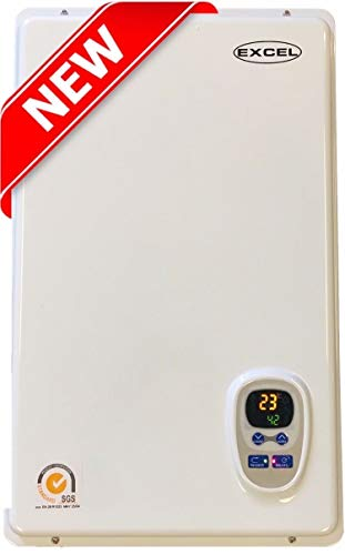 Excel Pro Tankless Gas Water Heater NATURAL GAS 6.6 GPM Whole House and for...