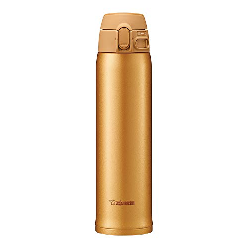 Zojirushi SM-TA60DM Stainless Steel Vacuum Insulated Mug 20-Ounce Honey Gold