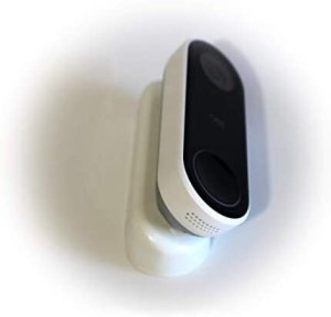 AirTech Home Automation – Nest Hello Wedge – White (Classic Pill) – 30° to 45° Angle