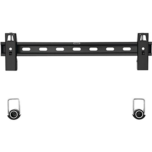 Stanley TV Wall Mount - Super Slim Design Fixed Mount for Large Flat Panel Television (TLS-200S)