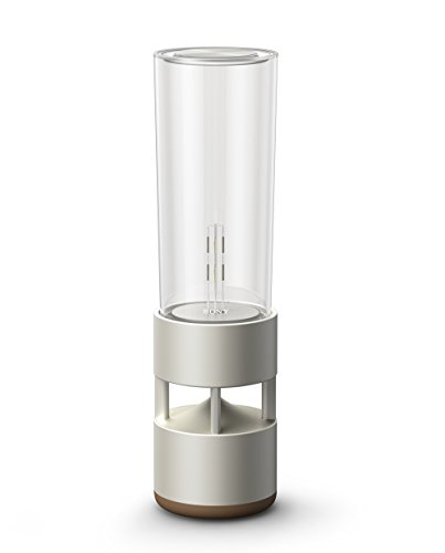 Sony LSPX-S1 Glass Sound Speaker with NFC and Bluetooth, 360 Degrees All Directional Speaker