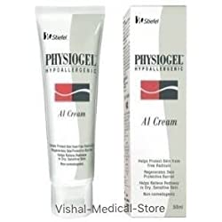Stiefel Physiogel A.I. Cream - For the Protection & Relief of Dry, Sensitive, Red, Itchy & Irritated Skin Conditions