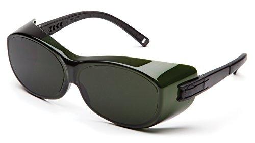 Pyramex OTS Over Prescription Glasses Safety Glasses for Welding