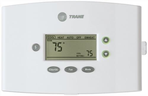 Trane Thermostat 3 Heat (Gas/ELEC) 2 Cool/Heat Pump Dual Fuel TCONT402AN32DAA / THT02509