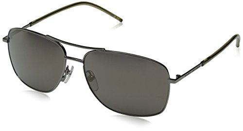 31EQWXK Case included Lenses are prescription ready (rx-able) Aviator sunglasses by marc jacobs
