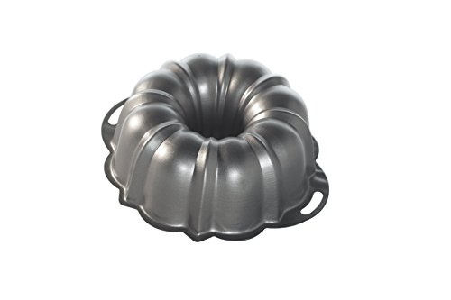 Nordic Ware 50342 ProForm Bundt Pan with Handles, 12 Cup