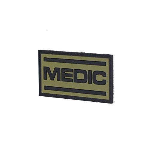 M-Tac Set of Patches Medic and Medical Cross (Olive) deal 50% off 31EnDsg0JDL