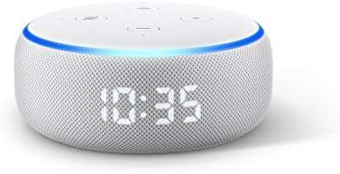 Echo Dot (3rd Gen) - Smart speaker with clock and Alexa - Sandstone 4