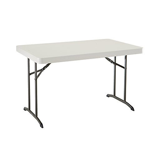 Lifetime 80568 48' x 30' Wide Folding Utility Table