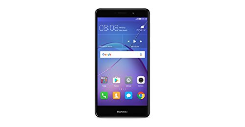 Huawei Mate 9 lite L23 Dual SIM - 32GB - 4G LTE Factory Unlocked Android Smartphone (Gray)