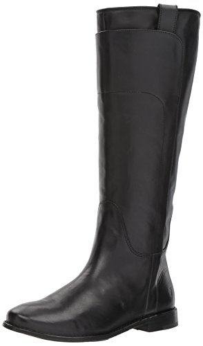 31F0hVkh7LL Please note that some of Frye's unique leathers include a high content of natural waxes that may rise to the surface due to a change in temperature - this misty coating can be easily removed with a soft, dry cloth. The Paige Tall Riding boot from Frye® is a sleek, riding-inspired boot that offers incredible style and comfort. Easy slip-on design.