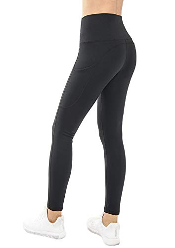 Thick girls in tight yoga pants