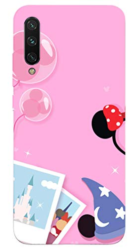 V3 Creation Pink Designer Vector Mobile Case for XIAOMI A3 11