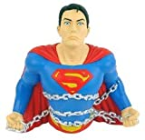 Superman Returns Poly Resin Bank