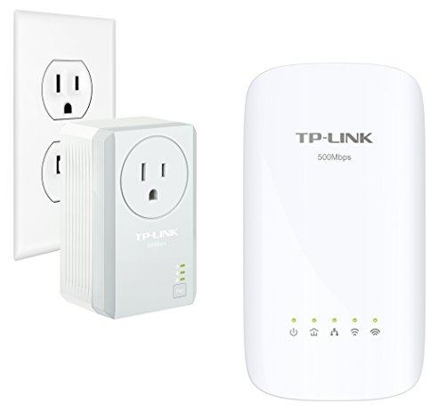 TP-Link AC750  Powerline Gigabit Wi-Fi Kit , 2-Kit (AC750)